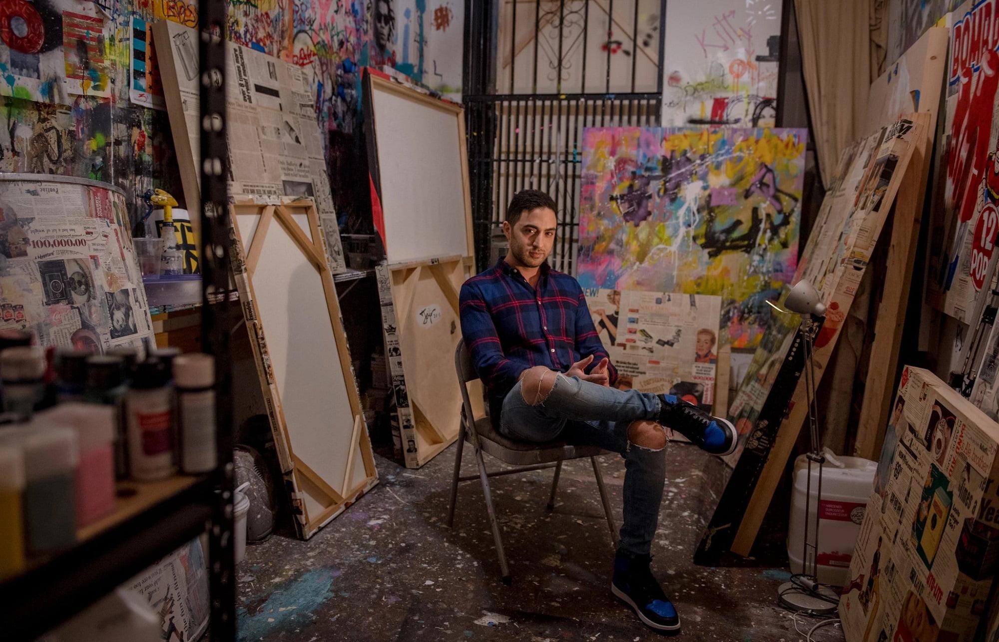 Jojo: Reminiscent Artist Extraordinaire
