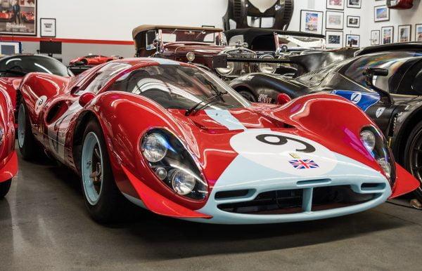 1966 Ferrari P3/4 0846