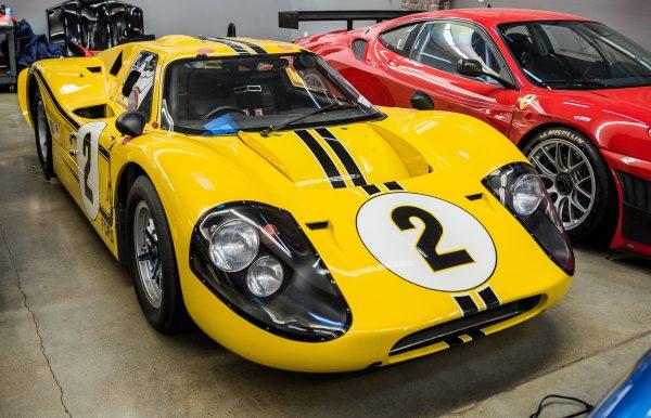 1967 Ferrari MkIV J6