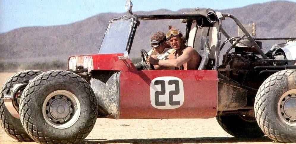 Steve McQueen is his Boot