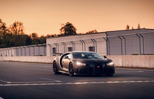 Imagery courtesy of Bugatti Automobiles S.A.S.