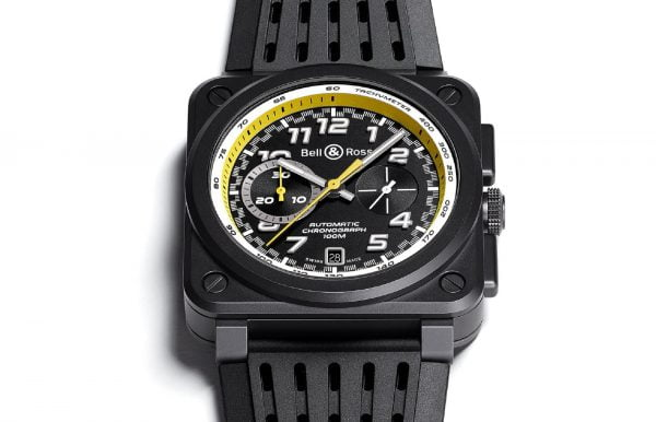 Imagery courtesy of Bell & Ross