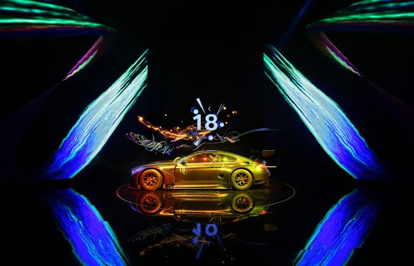 Cao Fei - BMW M6 GT3 -  2017