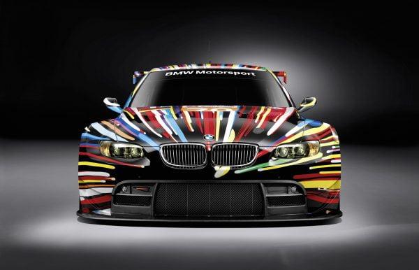 Jeff Koons - BMW M3 GT2 - 2010