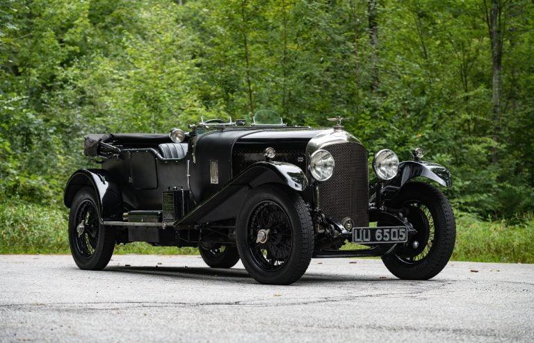 1929 Bentley 4½ Liter Tourer