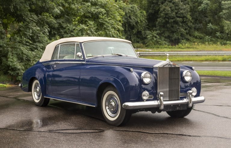 1959 Rolls-Royce Silver Cloud I Drophead Coupé