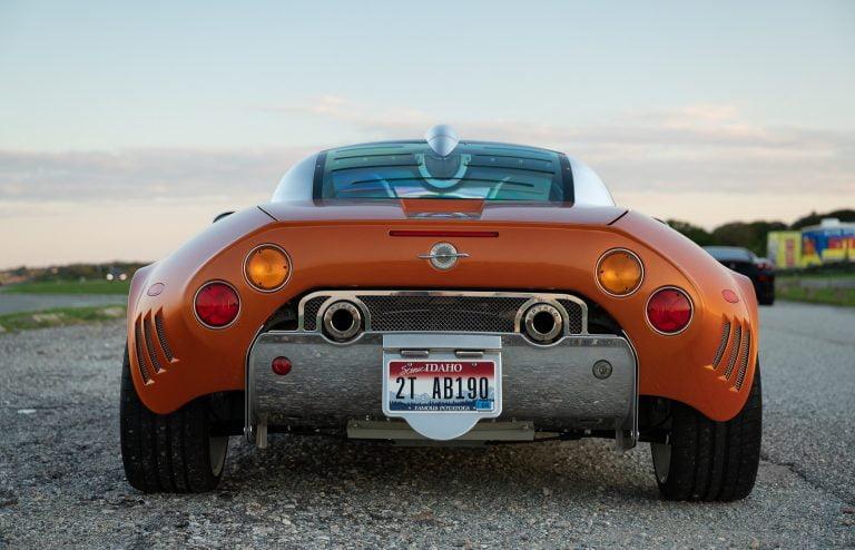 2009 Spyker C8 Laviolette Coupe